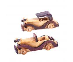 Mașinuță din lemn