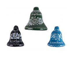 Clopot din ceramică cu magnet