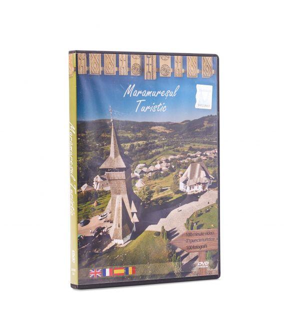 DVD Maramureșul Turistic