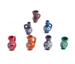 Ulcioare din ceramică - miniatură