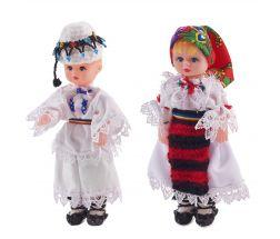 Cuplu țărani maramureșeni - 23 cm